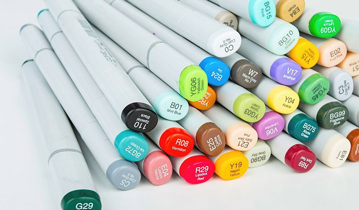 markers that write on glass and wipe off