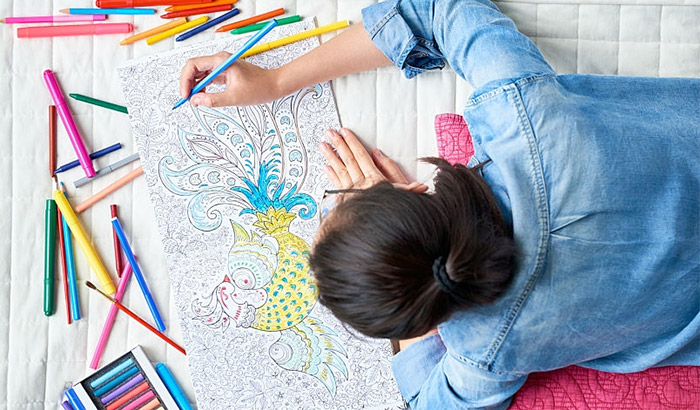 10 Best Markers For Coloring Books Reviewed And Rated In 2021