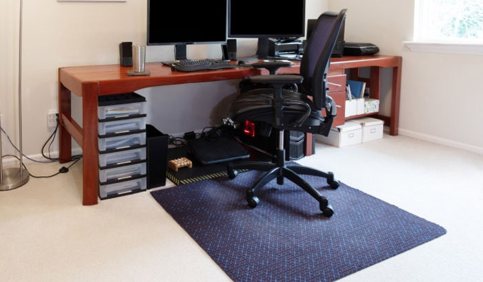 10 Best Carpet Chair Mats Reviewed And