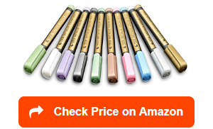 dyvicl metallic paint markers
