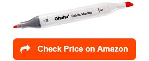 ohuhu fabric markers