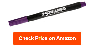 us art supply super markers