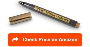 xsg metallic marker pens