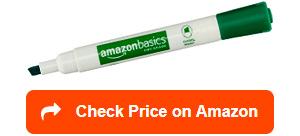 amazonbasics white board markers