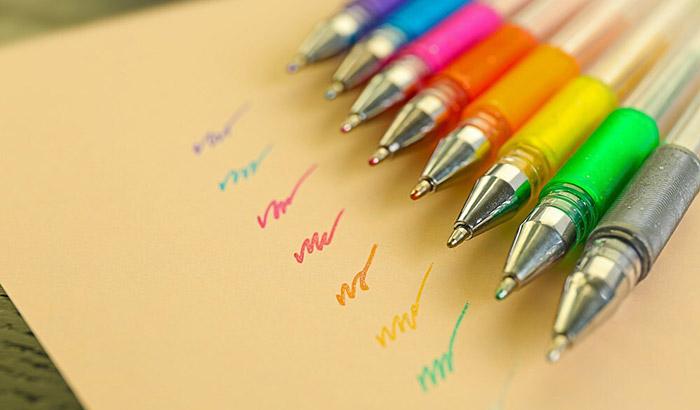 best glitter pens