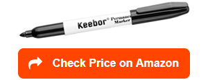 keebor permanent markers