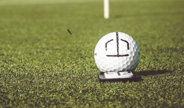 best golf ball line marker