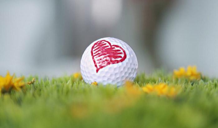 golf ball putting line marker