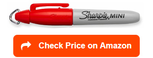 sharpie mini fine point markers