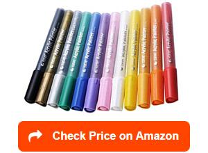 iris & olivia acrylic paint markers pens
