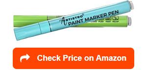 artistro rock painting paint pens