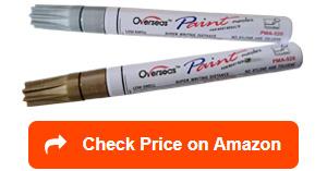 tfive paint pens markers