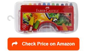 faber-castell blendable oil pastels