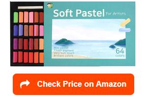 hashi non toxic soft pastels