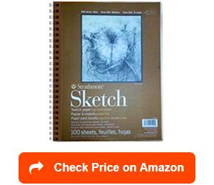 strathmore 455-3 series sketch pad