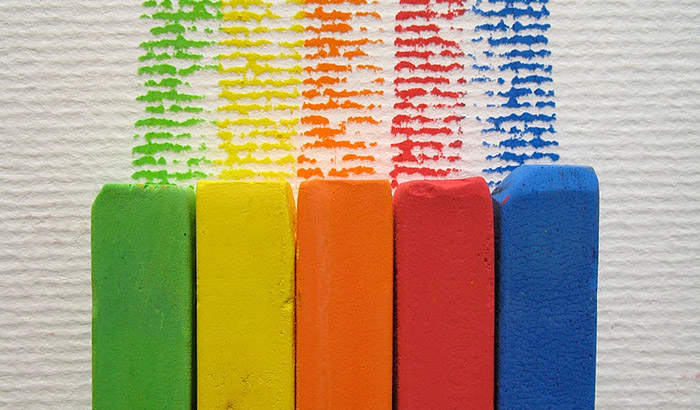 what paper is best for oil pastels