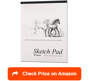ambercity sketch pad art paper