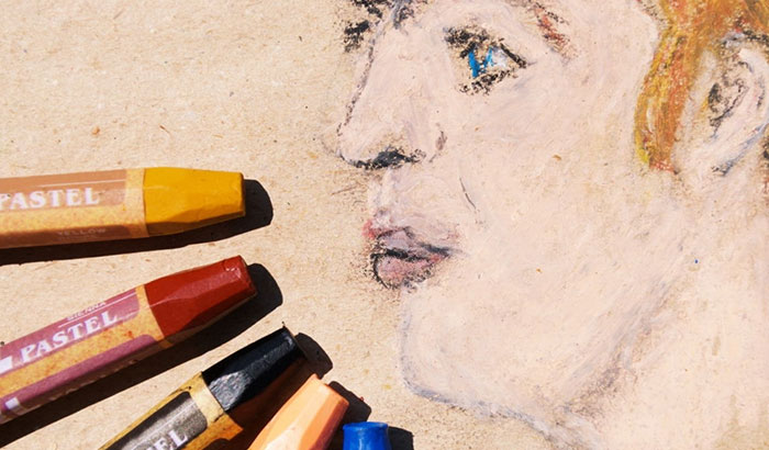 best paper for chalk pastels