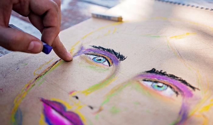 best paper for pastels