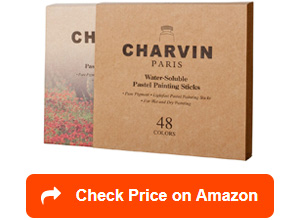 charvin water soluble semi hard pastels