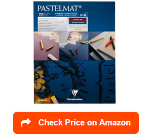 clairefontaine pastelmat pastel card