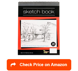 northland wholesale wired sketch book